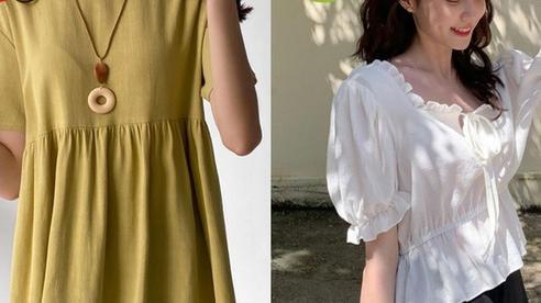 Trong chớp mắt, 4 mẫu áo này có thể biến chị em đang từ trẻ măng thành 'bà cô' đứng tuổi