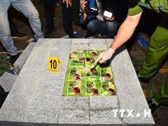 Mở rộng điều tra đường dây vận chuyển ma túy sang Hàn Quốc