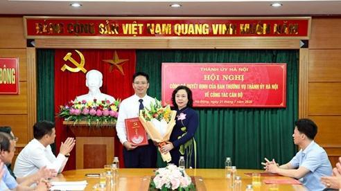Nhân sự mới TPHCM, Hà Nội, Đà Nẵng và 5 địa phương