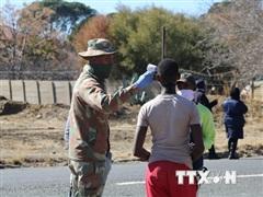 WHO cảnh báo nguy cơ Nam Phi 'suy kiệt khả năng ứng phó' do COVID-19