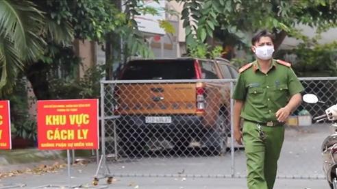 Bệnh nhân 589 mới công bố ở TP Hồ Chí Minh đã đi những đâu?