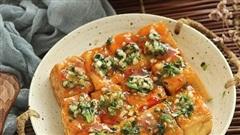Học thêm món đậu sốt mới toanh, vị ngon lạ miệng, chồng ăn xong mê tít