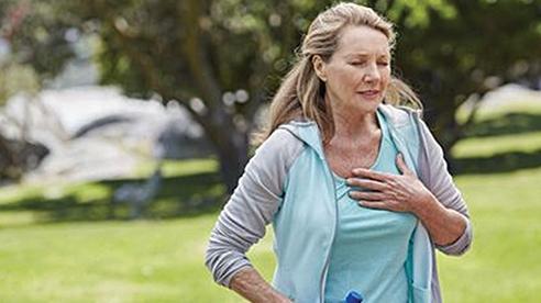 Những biểu hiện của bệnh động mạch vành
