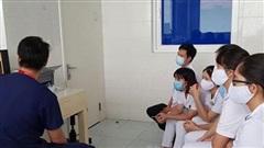 Chi viện chuyên gia điều trị xét nghiệm cho Thừa Thiên - Huế và Quảng Nam