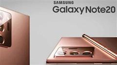 Lộ giá bán của bộ đôi Galaxy Note20 và Galaxy Z Fold 2
