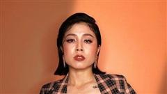 MC Hoàng Linh lên tiếng việc mang bầu