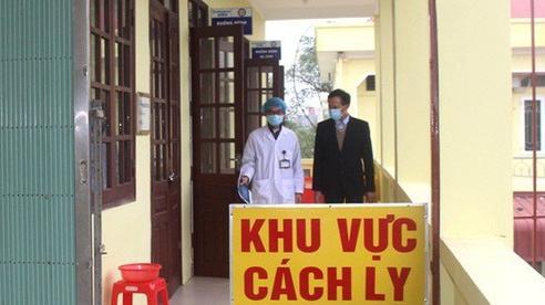 Bệnh nhân 397 mắc COVID-19 được điều trị khỏi bệnh ở Hải Dương