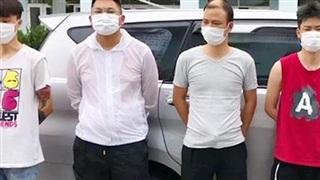 Người Trung Quốc nhập cảnh trái phép vào Việt Nam để du lịch, tìm việc và sang Campuchia đánh bài