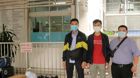 Bệnh viện Chợ Rẫy cử đội phản ứng nhanh số 4 hỗ trợ Đà Nẵng