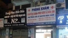 Thai phụ 15 tuần bất ngờ tử vong tại phòng khám tư ở Hà Nội