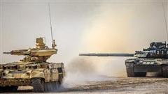 Mỹ phát triển xe chiến đấu tương tự Terminator Nga