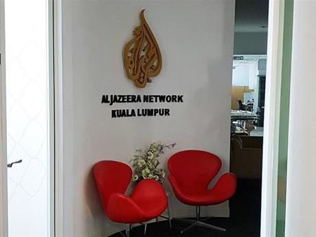 Cảnh sát Malaysia khám xét văn phòng hãng tin Al Jazeera