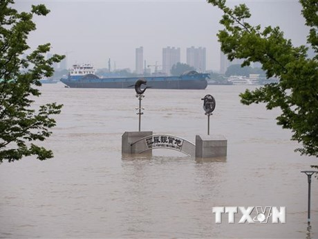 Mưa lớn hoành hành gây nhiều thiệt hại tại Ấn Độ và Trung Quốc