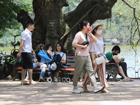 Hà Nội: Không đeo khẩu trang nơi công cộng có thể bị phạt 300.000 đồng