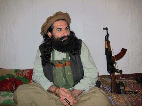 Lực lượng đặc nhiệm Afghanistan bắt giữ chỉ huy cấp cao của IS