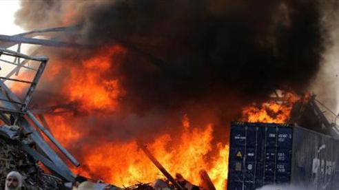 Không có dấu hiệu tấn công liên quan vụ nổ ở Lebanon