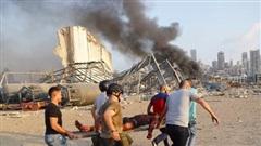 Một người Việt bị thương trong vụ nổ ở Beirut