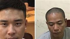 Bắt tạm giam hai đối tượng cướp Ngân hàng BIDV - Chi nhánh Ngọc Khánh