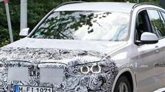 BMW X3 2022 lăn bánh trên đường thử, sớm ra mắt để đối đầu Mercedes GLC