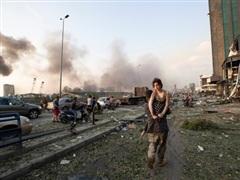Vụ nổ ở Beirut: Liban đề nghị quân đội giám sát an ninh tại thủ đô