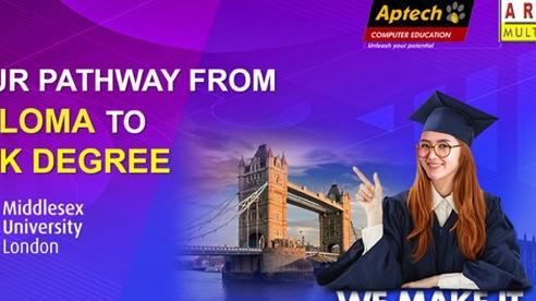 Bước tiến tự tin về tương lai cùng chương trình liên thông của Aptech