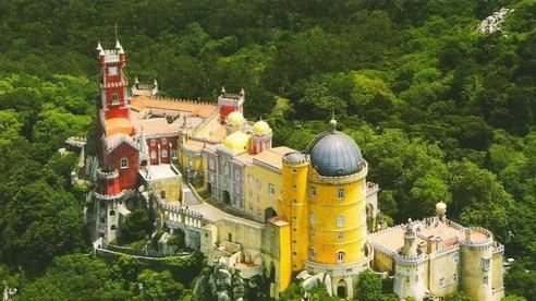 Thăm cảnh quan văn hóa Sintra