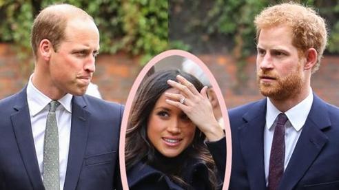 'Đòn đau' cuối cùng vượt qua ranh giới chịu đựng, khiến Harry trở mặt với anh trai William