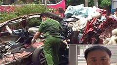 Tài xế xe container đè bẹp xe con khiến 3 người thiệt mạng khai gì?