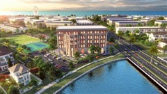 Không gian sống sinh thái đẳng cấp tại River Park 1 đô thị Aqua City