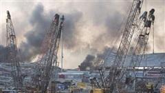 Nổ kinh hoàng ở Lebanon, 78 người thiệt mạng và hơn 4.000 người bị thương