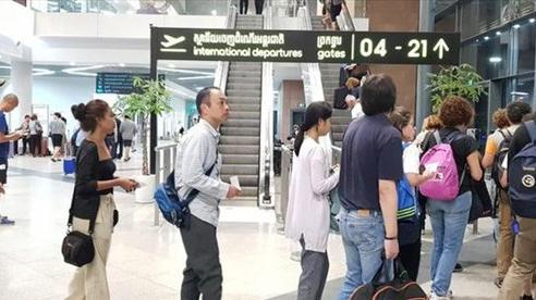 Campuchia nới lỏng quy định nhập cảnh đối với người nước ngoài