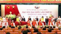 Xây dựng quận Long Biên phát triểnbền vững, văn minh, hiện đại