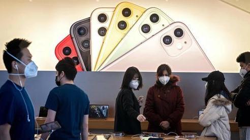Apple bị Huawei vượt mặt tại thị trường Trung Quốc