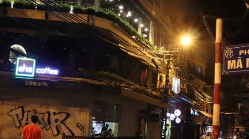 Hà Nội: Phạt 40 triệu đồng quán bar trên phố Mã Mây vì hoạt động bất chấp dịch Covid-19