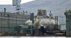 Nga sắp trục vớt tàu ngầm hạt nhân chìm dưới đáy biển