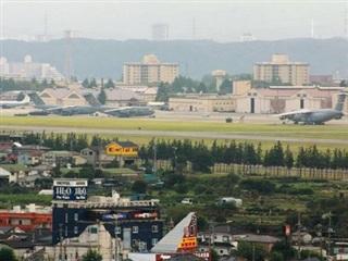 Nhật cấm phương tiện không người lái bay qua các cơ sở quân sự Mỹ