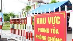 2 chủ quán ở Quảng Nam bị phạt 12,5 triệu đồng vì để khách tụ tập trong thời gian cách ly xã hội