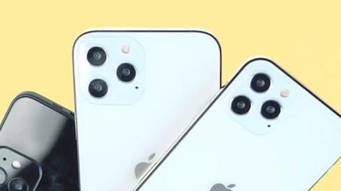 Nhà máy sản xuất camera iPhone 12 gặp sự cố chất lượng