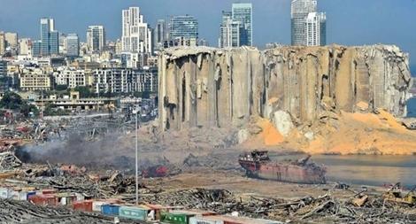 Số người chết sau thảm kịch Beirut tăng gấp đôi, Lebanon bắt nhiều quan chức