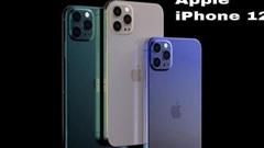 Rò rỉ màn hình iPhone 12 với thiết kế mới