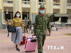 Bộ Tư lệnh Thủ đô sẵn sàng tiếp nhận, cách ly công dân về từ Đà Nẵng