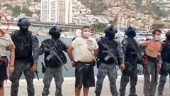 Hai cựu binh Mũ nồi xanh Mỹ bị kết án 20 năm tù vì tấn công Venezuela