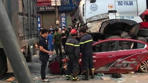 Nếu bị kết tội, tài xế vụ tai nạn thảm khốc khiến 3 người chết ở Hà Nội chịu mức án nào?