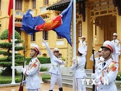 Phái đoàn Việt Nam tại LHQ tổ chức kỷ niệm 53 năm thành lập ASEAN