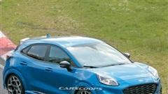 Ford Puma - Anh em EcoSport sắp ra mắt bản hiệu suất cao trong tháng 9 để cạnh tranh Hyundai Kona