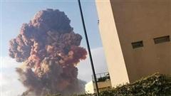 Lebanon điều tra khả năng vụ nổ ở thủ đô Beirut có sự can thiệp từ bên ngoài