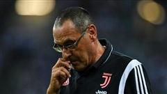 Juventus mất 20 triệu euro vì 'trảm' Sarri