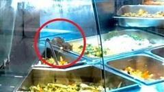 Chuột bò 'lúc nhúc' trong quầy thức ăn tại Aeon Tân Phú TP Hồ Chí Minh