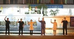 Xúc động giây phút Bệnh viện C Đà Nẵng kết thúc phong tỏa