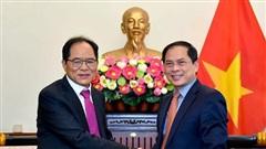 Hàn Quốc-ASEAN: Cùng nhau hướng tới tầm nhìn một Cộng đồng hoà bình, thịnh vượng và lấy người dân làm trung tâm